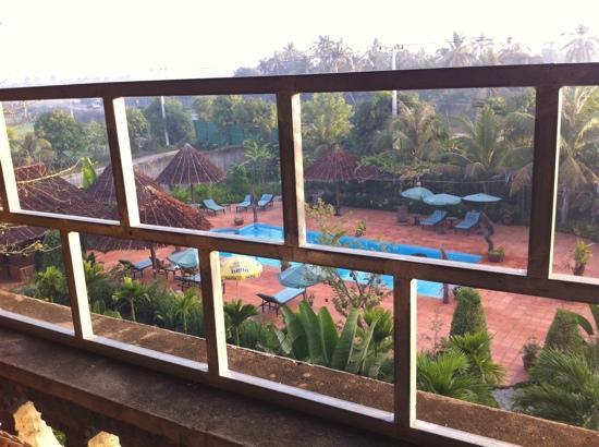 โรงแรมอังกอร์ สปิริท พาเลส: プール
