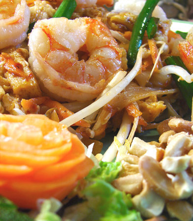 Jintana Thai Restaurant: Pad Thai