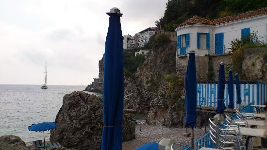 Hotel La Conchiglia: dalla spiaggia