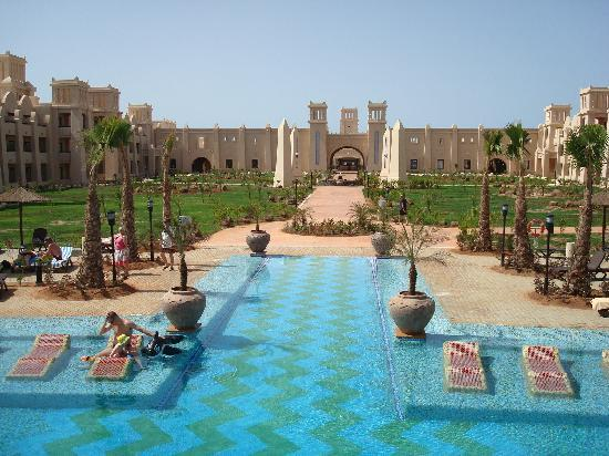 Hotel Riu Touareg: Main Pool