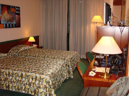 Hotel Raffaello: Habitación