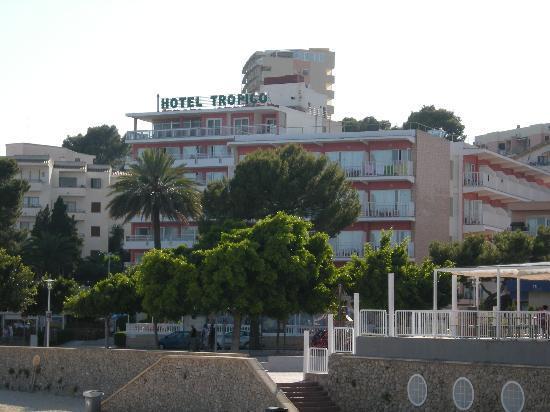 Hotel Tropico Playa: HOTEL TROPICO PALMA NOVA