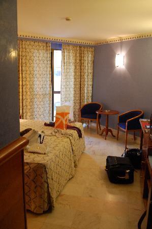 SENTIDO Amaragua : Room view.