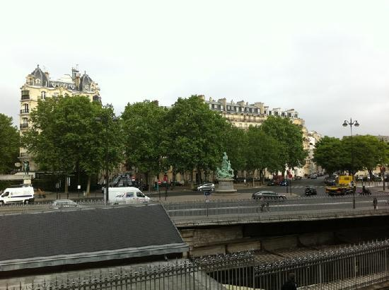 Hotel Beauvoir : Vista desde el Hotel