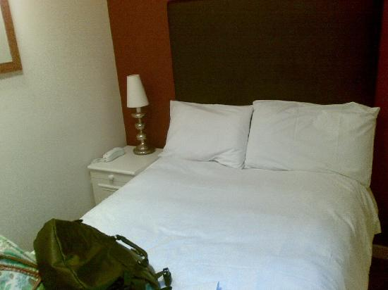 Millers Hotel: Comfy bed