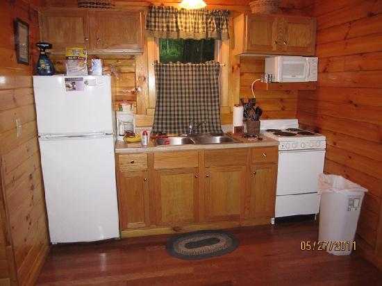 Blue Rose Cabins: Cozy Cabin