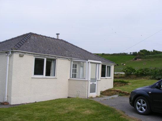 Nant Y Croi Farmhouse: Pant Glas bungalow