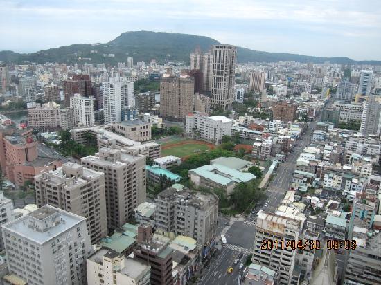 Grand Hi-Lai Hotel Kaohsiung: 部屋から撮りました