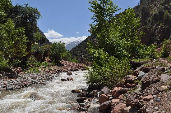 Dar Selwan Wellness & Spa : Superbe: la vallée de l'Ourika