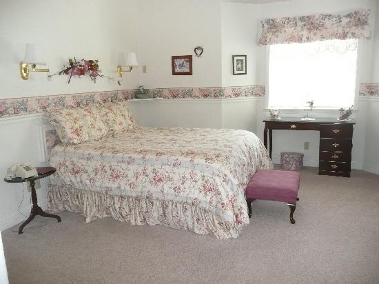 هاوندز تووث إن: Very pretty bedroom number 6