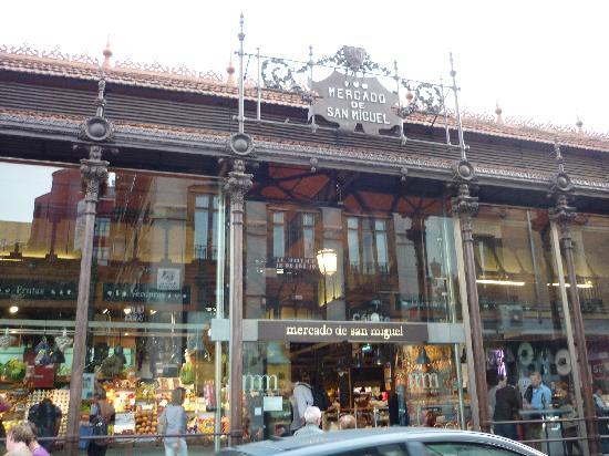 Hostal Tijcal : Mercado San Miguel