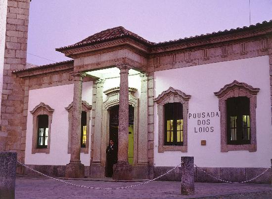 Pousada Convento de Evora: Façade