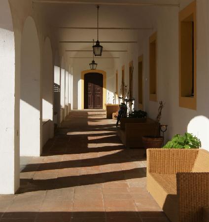 Pousada Convento de Evora: Interior view