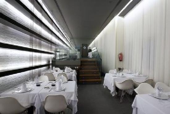 Restaurante Hotel Casa Marisa: Restaurante