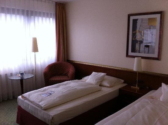 Cityhotel Siegen: Doppelzimmer