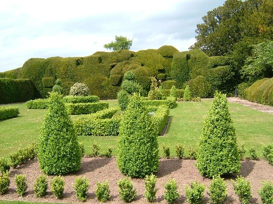 Holme Lacy, UK: Beautiful gardens