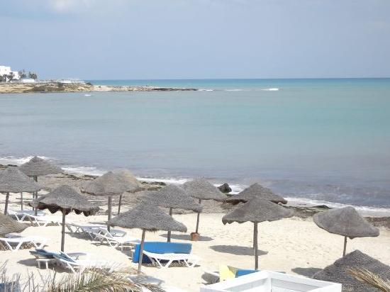 SENTIDO Aziza Beach Golf & Spa: View of Beach