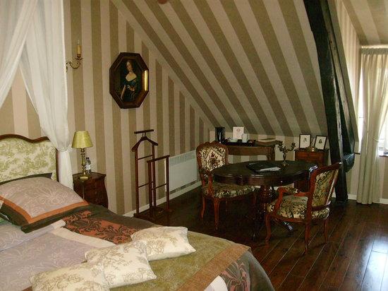Le Clos Chateldon : Chambre