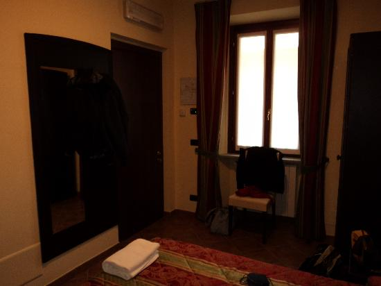 Hotel Oberje Dla Viere : stanza