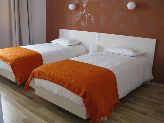 Hotel Made Inn: quarto duplo