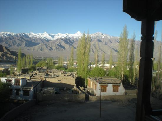 The Grand Dragon Ladakh: The view from the window