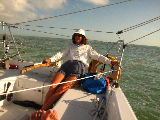 Thorfinn Expeditions - Day Tours: Sailing in Florida Bay