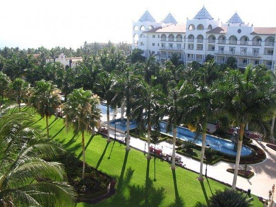 ClubHotel RIU Jalisco: view from our balcony
