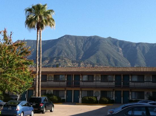 Casa Ojai Inn: Beautiful setting