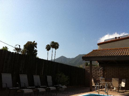 Casa Ojai Inn: Pool