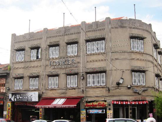 Jonker Boutique Hotel: Exterior