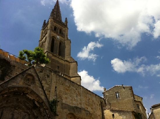 Saint-Emilion, فرنسا: St Emilion