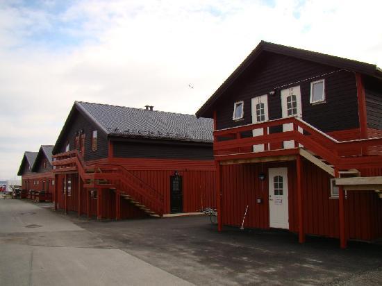 Havoysund Hotell & Rorbuer : Fishermen lodges