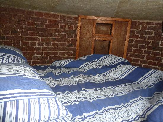 Belle Tout Lighthouse: Keepers Loft.... the true experience and a great nights sleep!