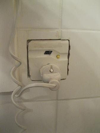 Tor Hotel Geneve: sockets