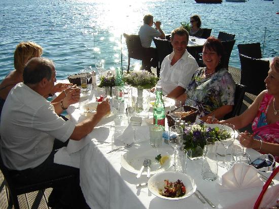 Portschach am Worther See, Austria: Hochzeitsrunde
