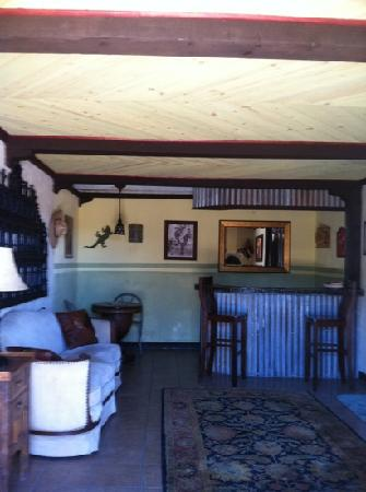 Drover's Inn: hacienda room