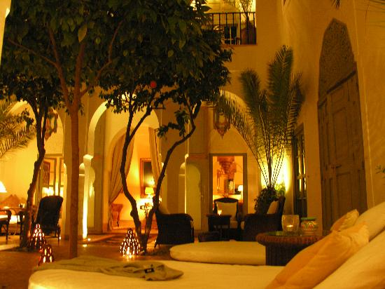 Riad Camilia: le patio