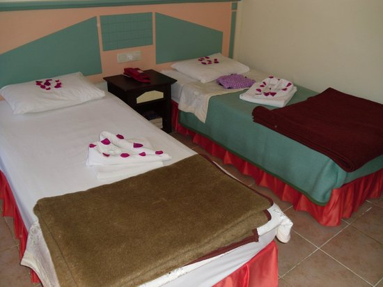 Telmessos Hotel: our room