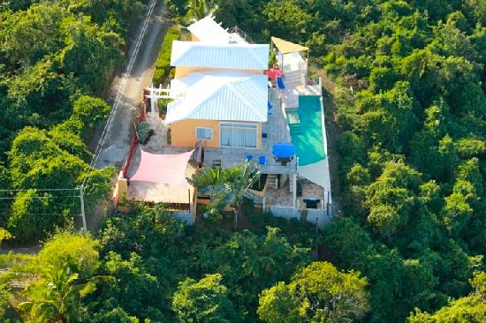 Vieques Villa Gallega A-16-N: Vieques Vacation Villa Gallega