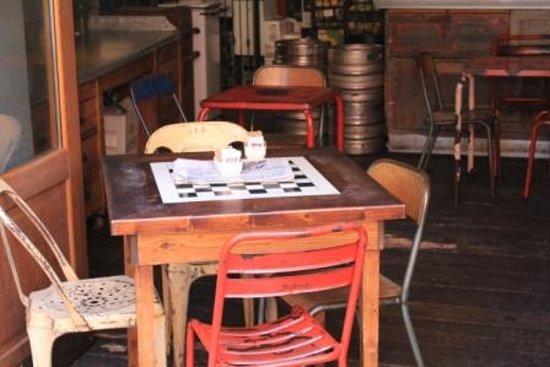 Bar del Fico : Table