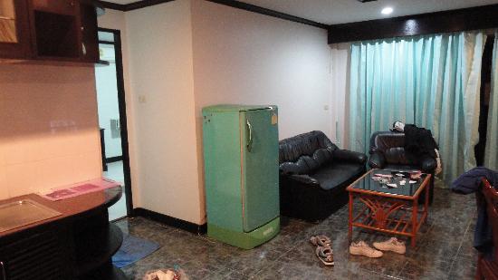Nanai Residence: la...stanza....