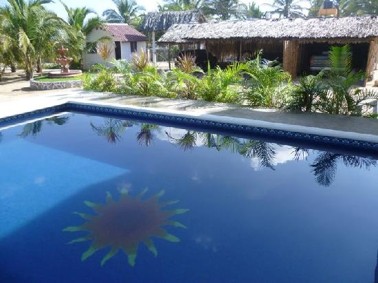 Playa Ventura, Mexiko: Pool