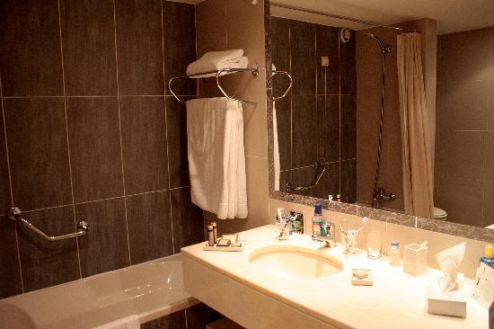 Quintinha Sao Joao: Badezimmer