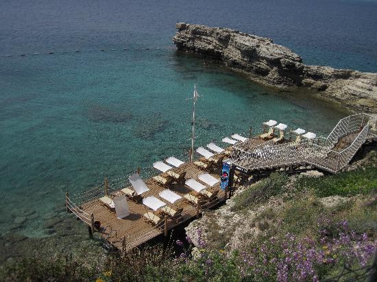 Xanadu Island Hotel: 2nd sunbathing deck