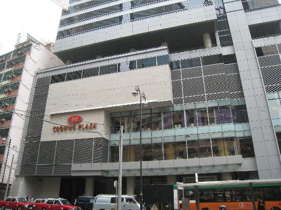 Crowne Plaza Hong Kong Causeway Bay: Outside