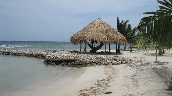 Santiago de Tolu, Colombia: playa
