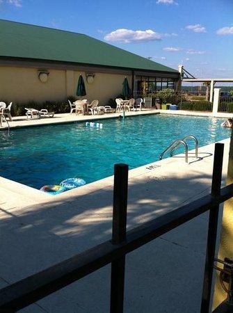 Quality Inn & Suites Eufaula: pool