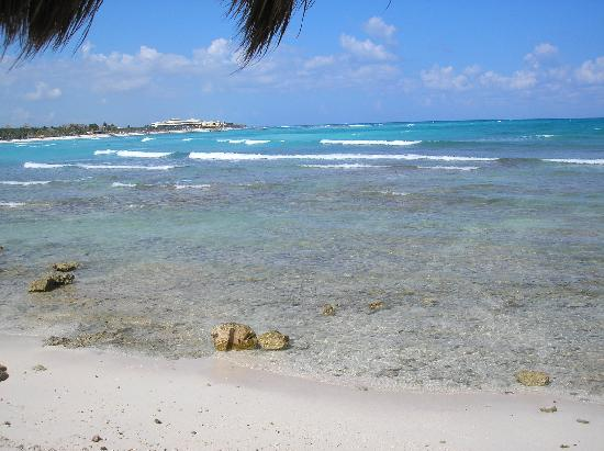 Bel Air Collection Xpu Ha Riviera Maya: This is a picture of the beach
