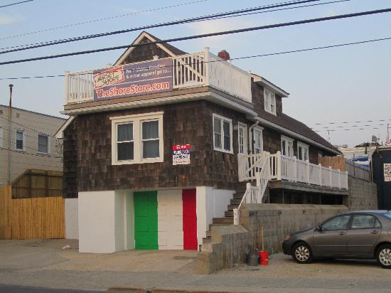 Days Hotel Toms River Jersey Shore : Jersey Shore house 10 min. away