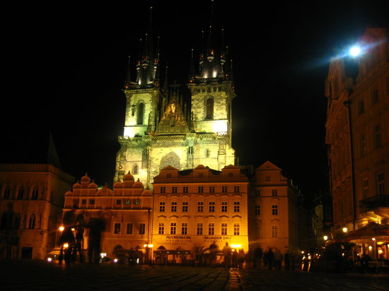 McGee's Ghost Tours of Prague